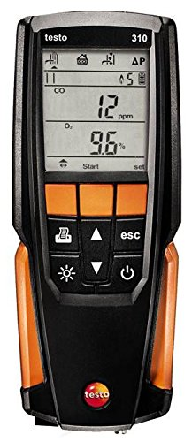 Residential Combustion Analyzer - 5