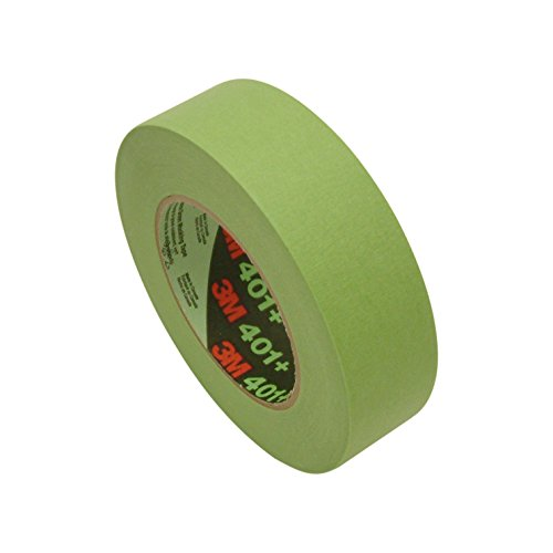 3M Scotch 401+ High Performance Green Masking Tape: 1-1/2 in. x 60 yds. (Green) ()