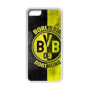09 Borussia Dortmund White Phone Case for IPHONE 5C for LXR case