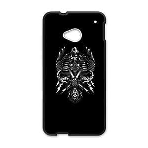 HTC One M7 Cell Phone Case Black Star Wars Darth Vader Artwork Ruvwy