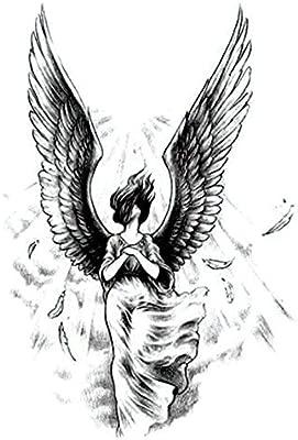 Etiqueta engomada del tatuaje temporal Femenino Patrón pequeño ...