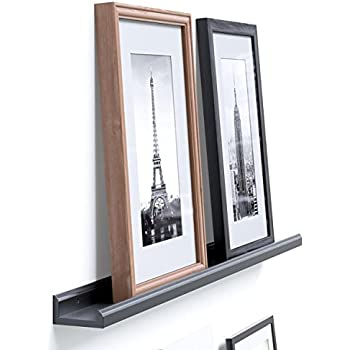Amazon.com: Ikea RIBBA 301.525.96 Picture Ledge for Photo Frames ...
