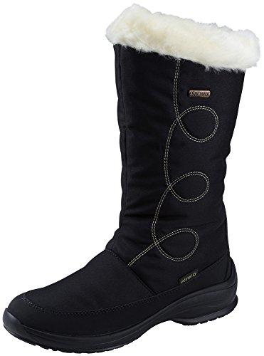beige Boots Apres black Ski Paola wwCI4Bqv