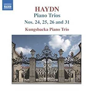 Piano Trios 24-26 & 31: 1