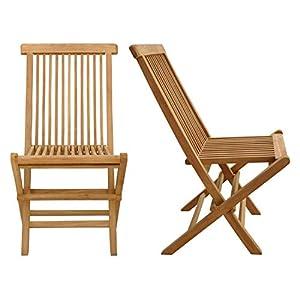 Beneffito Salento - 2 sillas de jardín-2