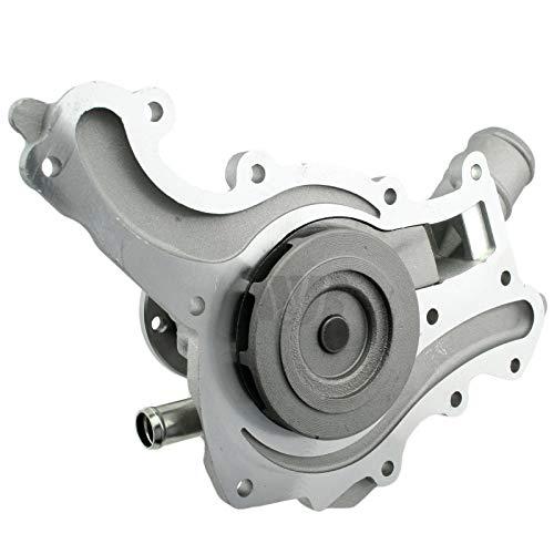 WJB WU4042 Engine Water Pump Replace Airtex AW4042 USMW US4042 ASC WP-654 Gates 43054 GMB 125-1580