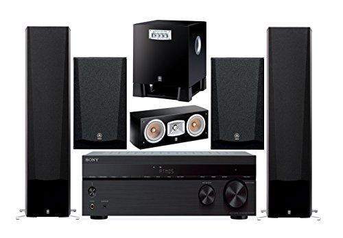 Sony 7.2-Channel Wireless Bluetooth 4K 3D A/V Surround Sound