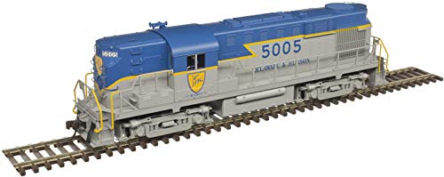 Atlas HO Scale Alco RS11 (Standard DC) Delaware & Hudson/D&H/Lightning - Ho Scale Hudson