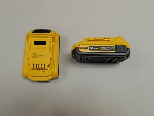 DEWALT DCB203 2 20 Volt Li Ion Battery