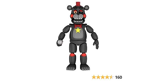 "6Pcs Five Night Freddie Pizza Simulator 5.5/"" inch Action Figure Toy Set"