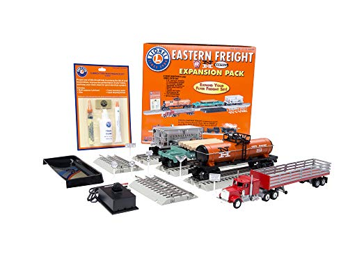 New York Central Railroad Train - Lionel Eastern Freight Train Cars Expansion Pack