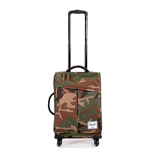 Herschel Supply Co. Highland Luggage, Woodland Camo