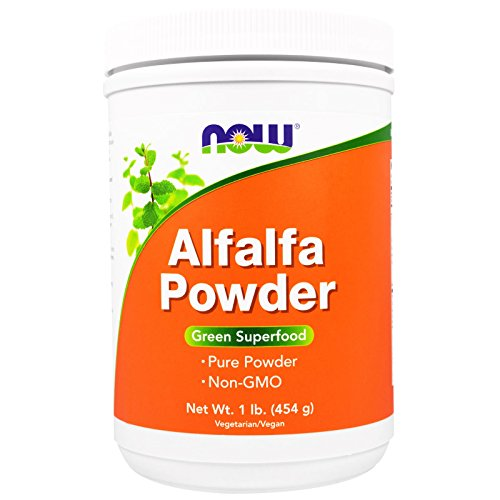 Now Foods, Alfalfa Powder, 1 lb (454 g) - 3PC by NOW Foods
