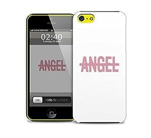 angel white custom beyonce iPhone 5c protective phone case