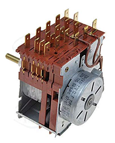 NEWPOL - Programador lavadora Newpol S-1340 TD-01009000C: Amazon ...