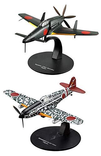 AC8 + AC23 OPO 10-2 Kampfflugzeuge Kawasaki Kyushu 1//72