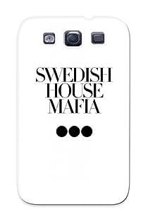 Catenaryoi Galaxy S3 Hybrid Tpu Case Cover Silicon Bumper Swedish House Mafia