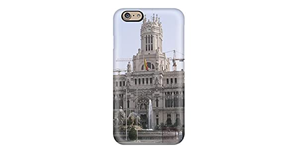 Amazon.com: Hot New Madrid City Case Cover For Iphone 6 With ...
