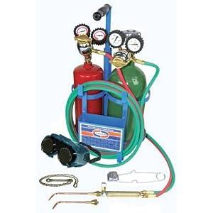 Uniweld Products K23 Oxygen/Acetylene Brazing Kit