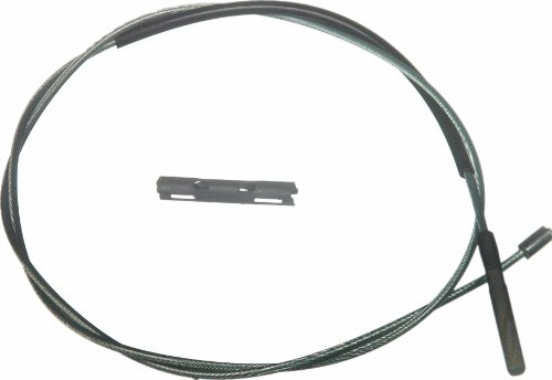 Wagner BC140237 Premium Parking Brake Cable, Intermediate