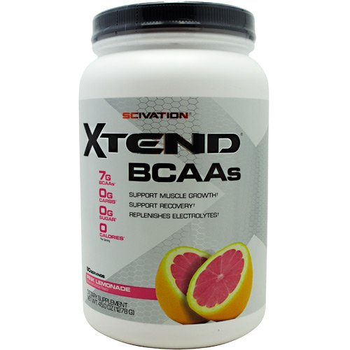 (Scivation Xtend - Pink Lemonade - 90 Servings)