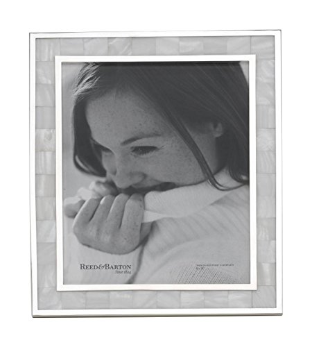 (Reed & Barton Mother Pearl Frame, 8 x 10 Inch)