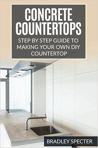 Concrete Countertops Book