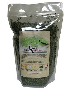 Organic Moringa Leaves 453.59 Grams