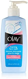 Olay Foaming Face Wash – Normal 6.78 Oz (Pack of 2)