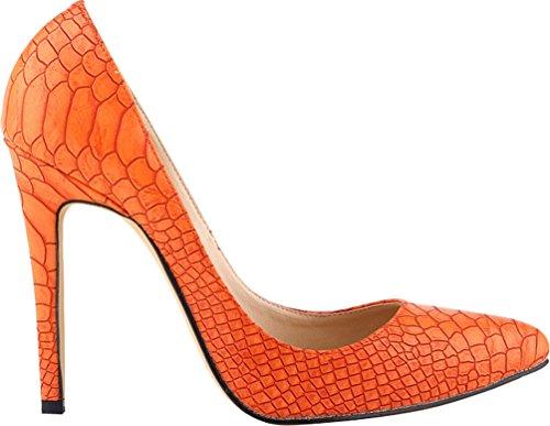 femme Sandales CFP Compensées Orange Sandales CFP qgEwCZId