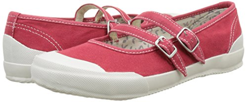 Olanno S7 Rouge Tbs rubis Derby Femme BfxqwqY