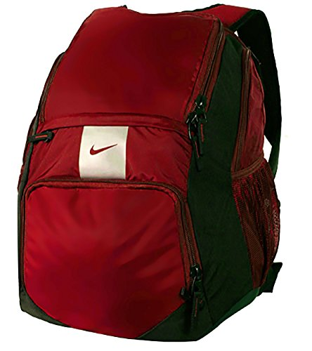 Nike Team Backpack Color: Red