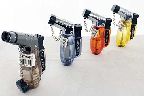 GStar® Torchzilla Palm Size Dual Flame Torch Lighter