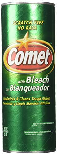 Comet Cleanser - 21 oz (Pack of 2)