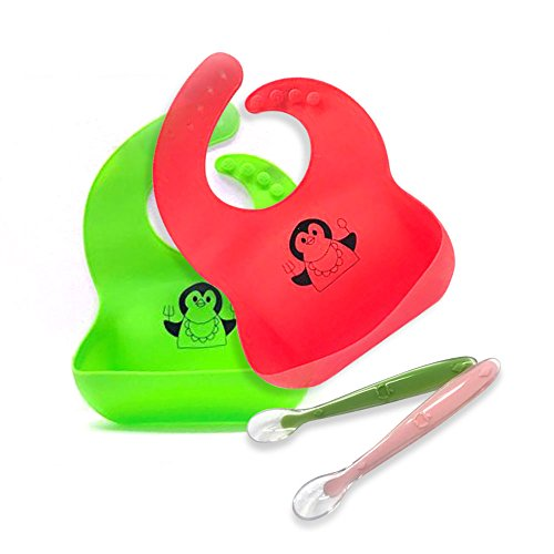 Waterproof Silicone catcher toddler silicone