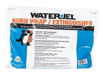 HARTHLT 2979 Water-Jel Fire Blanket