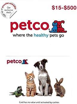 $50 Petco Gift Card