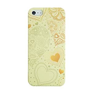 iPhone 5S Case, WKell WZT65 Lovely Fresh PC Case for iPhone5/5s