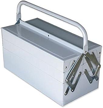 JBM 51574 Caja para Herramientas con 6 Compartimentos: Amazon.es ...