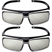 (Pack of 2) Sony TDG-500P Passive 3D Glasses