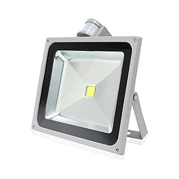 Alftek 50 W Motion Sensor exterior Lighting reflector Spot floodlights Garden Wall Working Lamp