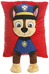 Paw Patrol Chase Decorative Pillow, Navy/Red