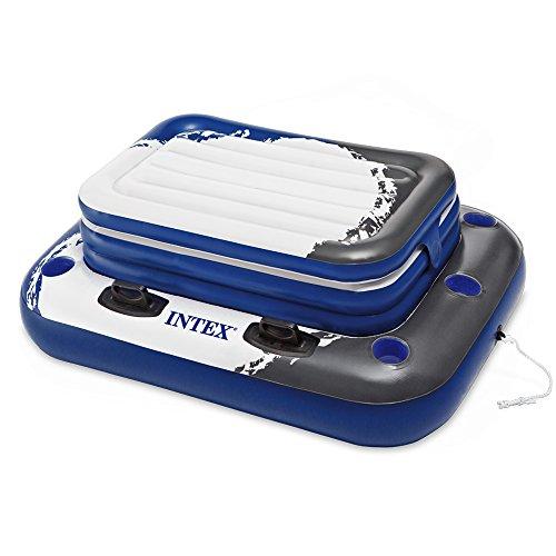 Intex Mega Chill Ii Inflatable Floating Cooler 48 Quot X 38