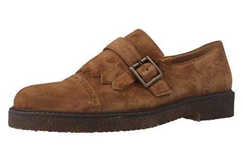 GABOR - Damen Halbschuhe - Braun Schuhe in Übergrößen