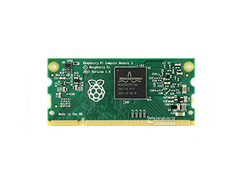 WENDi Raspberry Pi Compute Module 3, with 4GB eMMC Flash£¬Quad-core CPU for Fast Speed Processor