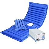 Alternating Pressure Mattress Medical Air Mattress with Inflatable Pad & Electric Pump System,color2,200x90cm