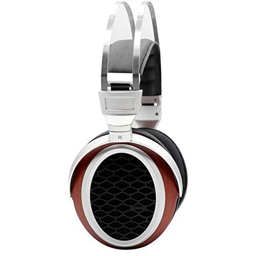 BLON B20 Full-Size Planar-Magnetischer-Holz-Über-Ohr HiFi Kopfhörer – Offen