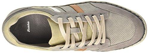 BATA 8412301, Zapatillas Altas para Hombre gris