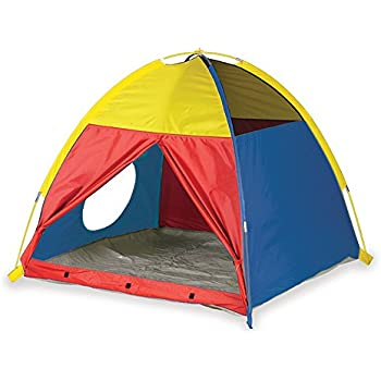 Pacific Play Tents Kids u0027Me Toou0027 Dome Tent for Indoor / Outdoor Fun -  sc 1 st  Amazon.com & Amazon.com: Pacific Play Tents Kids u0027Me Toou0027 Dome Tent for Indoor ...