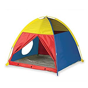 """Pacific Play Tents Kids 'Me Too' Dome Tent for Indoor / Outdoor Fun - 48"""" x 48"""" x 42"""""""